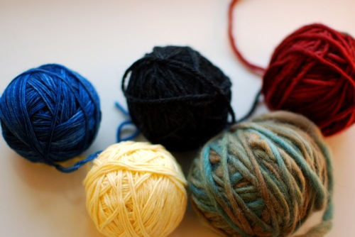 Olymipc Yarns