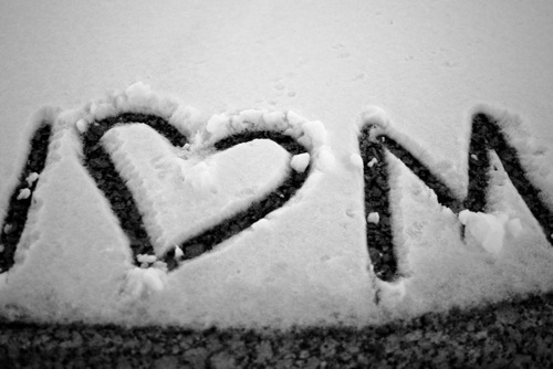 i love m